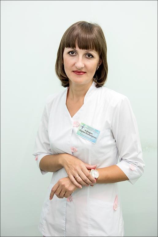 Владимирова Марина Владимировна, администратор