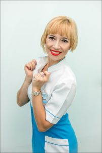Куликова Елена Николаевна, зубной врач