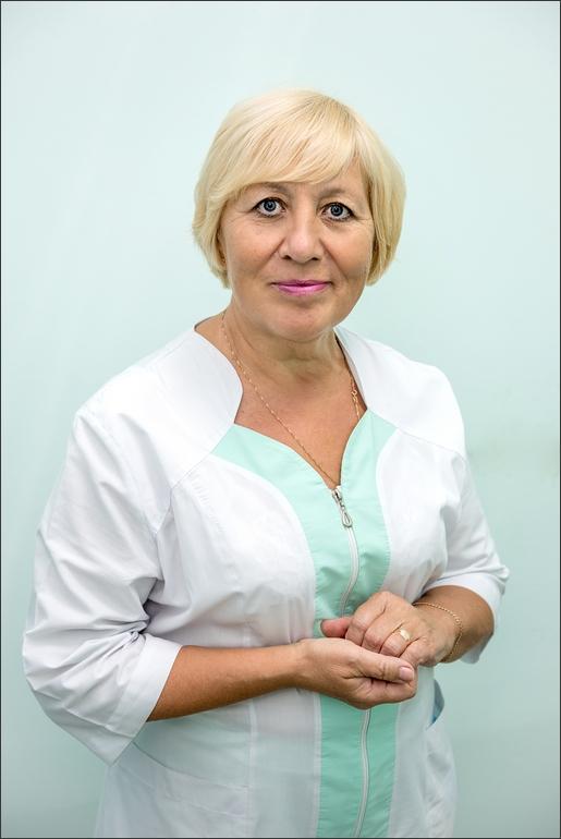 Морозова Тамара Михайловна, младший медицинский персонал