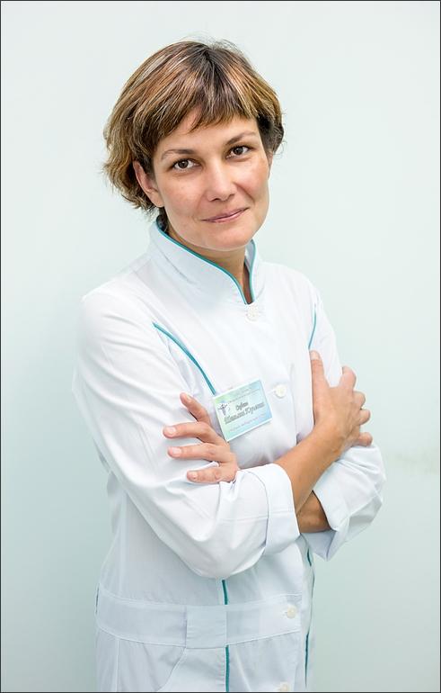 Сафина Татьяна Юрьевна, старшая медсестра