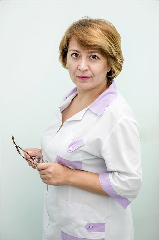 Хабибуллина Ирина Леорьевна, стоматолог – терапевт